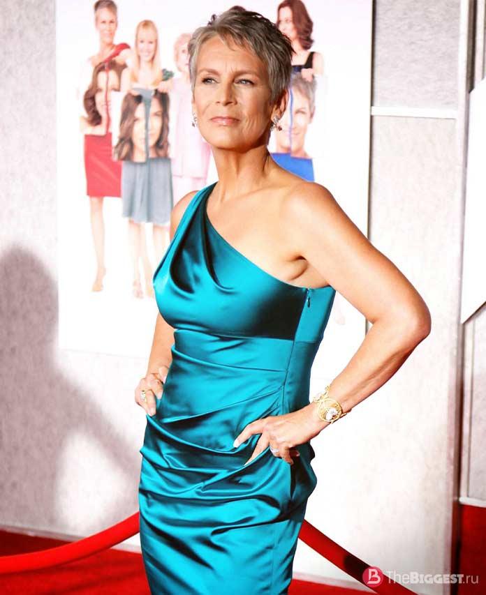 Прекрасные 50-летние женщины: Джейми Ли Кёртис