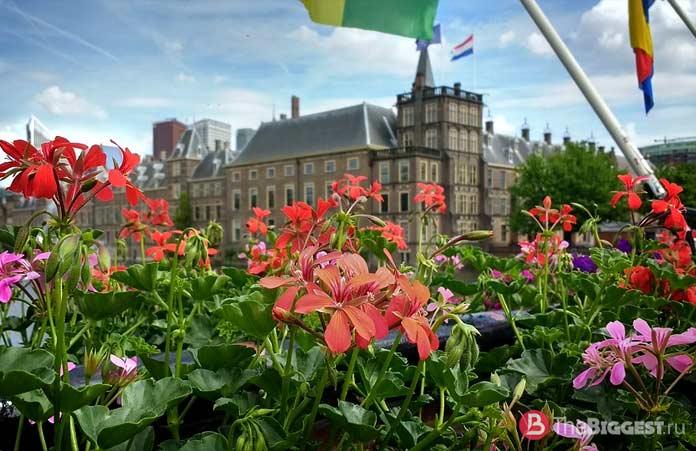 Гаага - одно из мест, которые Вы должны увидеть в Нидерландах