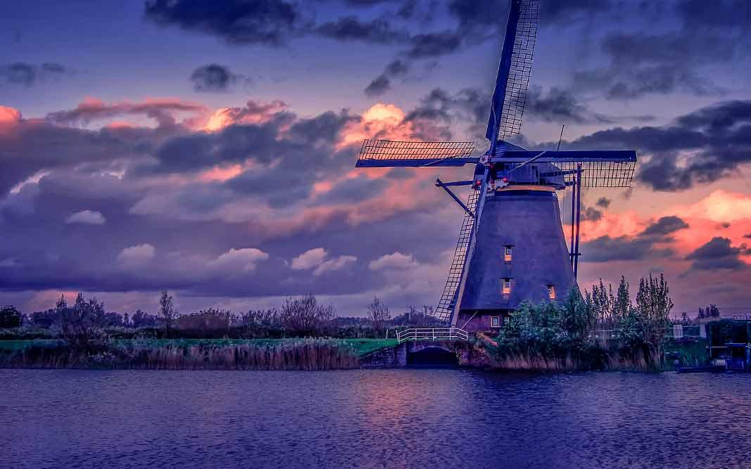 ТОП-13 мест, которые Вы должны увидеть в Нидерландах