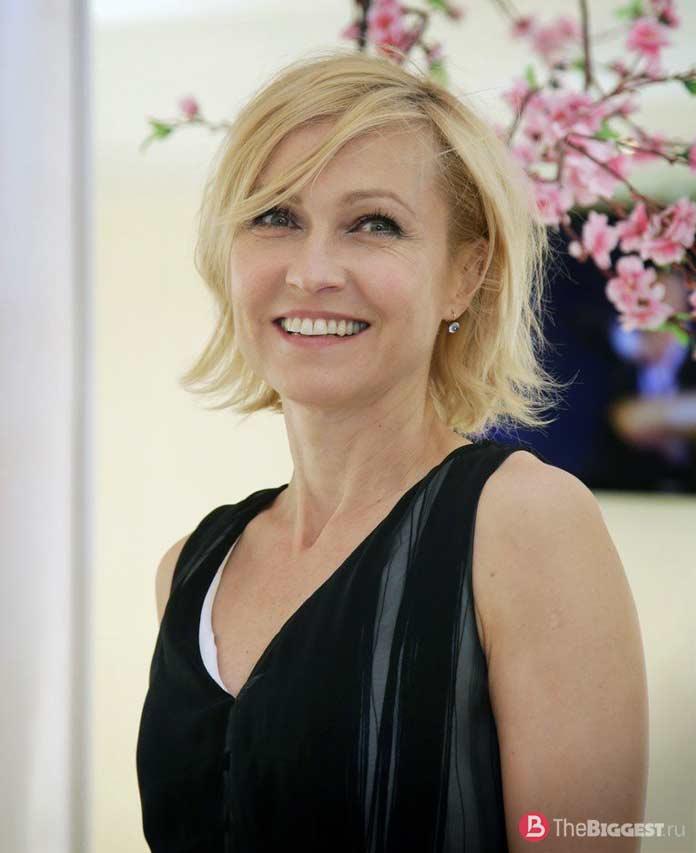 Прекрасные 50-летние женщины: Ингеборга Дапкунайте