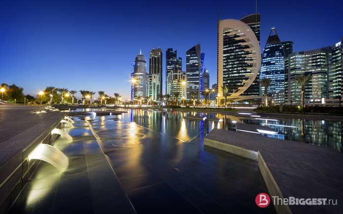 Самые богатые страны мира: Катар