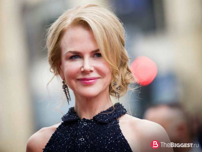 Самые красивые 50-летние женщины: Nicole Kidman