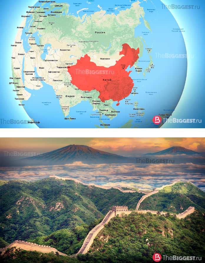 КитайСамые старые страны мира