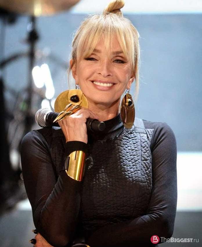 Самые красивые 50-летние женщины: Лайма Вайкуле