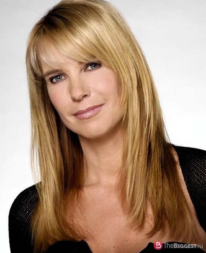 Самые красивые 50-летние женщины: Линда де Мол