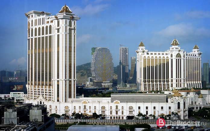 Самые богатые страны мира: Макао