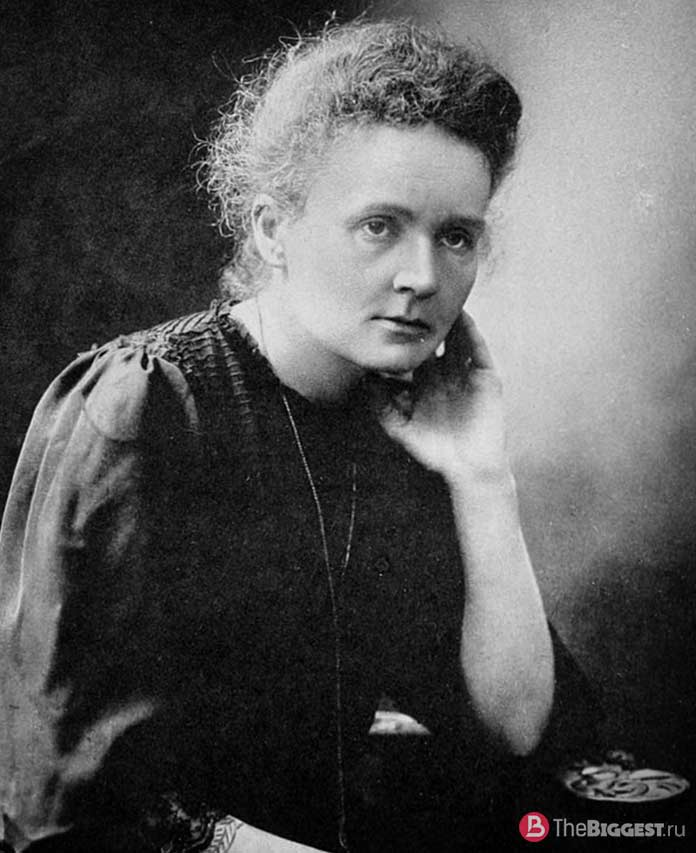 Мария Кюри