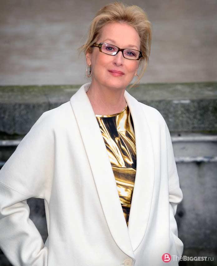 Прекрасные 50-летние женщины: Мерил Стрип