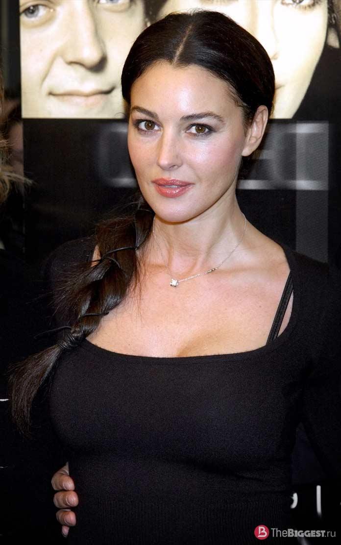 Самые красивые 50-летние женщины: Monica Bellucci