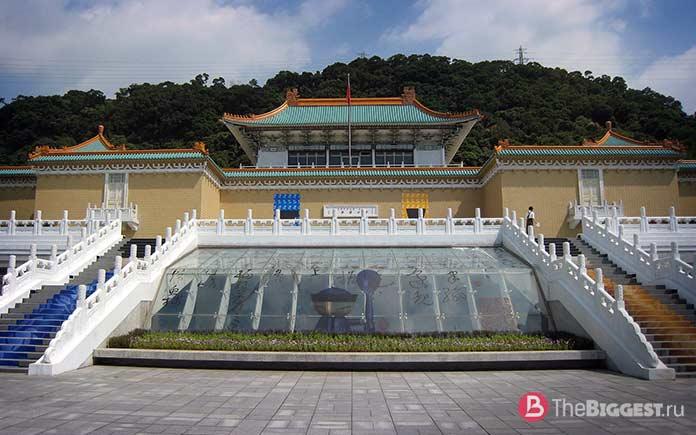 National Palace. Самые посещаемые художественные музеи