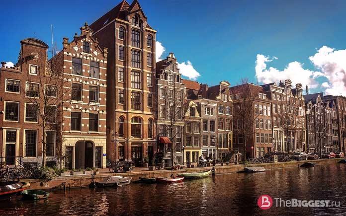 Самые богатые страны мира: Нидерланды