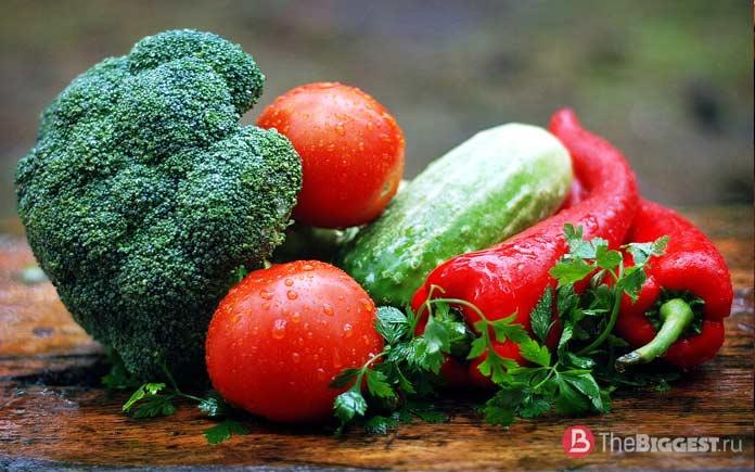 Что нужно есть для здоровья: Овощи
