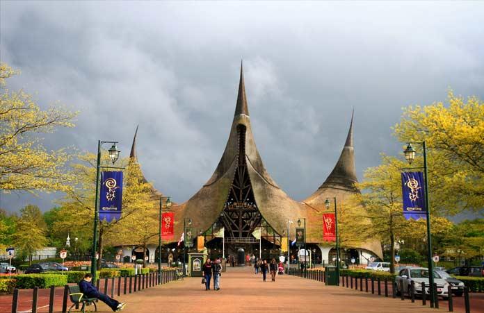 Парк развлечений Эфтелинг - одно из мест, которые Вы должны увидеть в Нидерландах