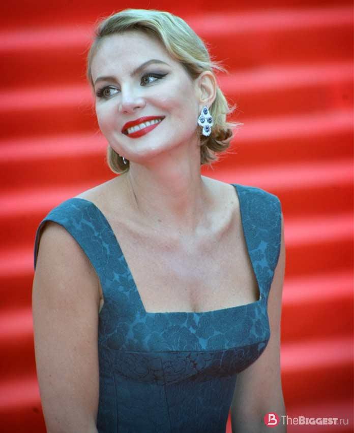 Прекрасные 50-летние женщины: Рената Литвинова