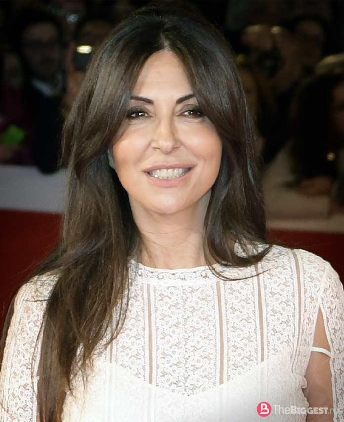 Самые красивые 50-летние женщины: Сабрина Ферилли