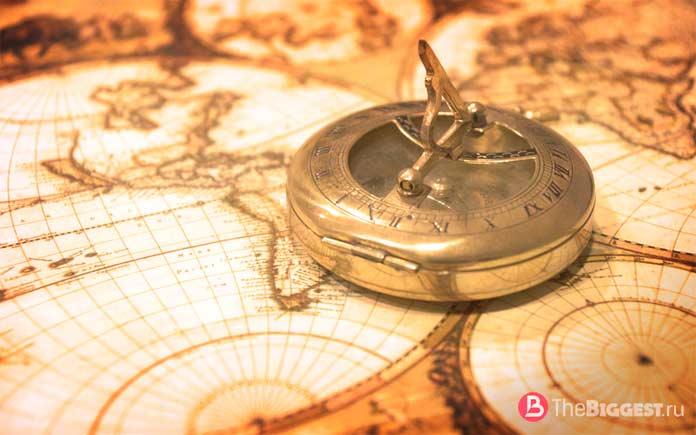 Самые старые государства, которые остались на карте мира