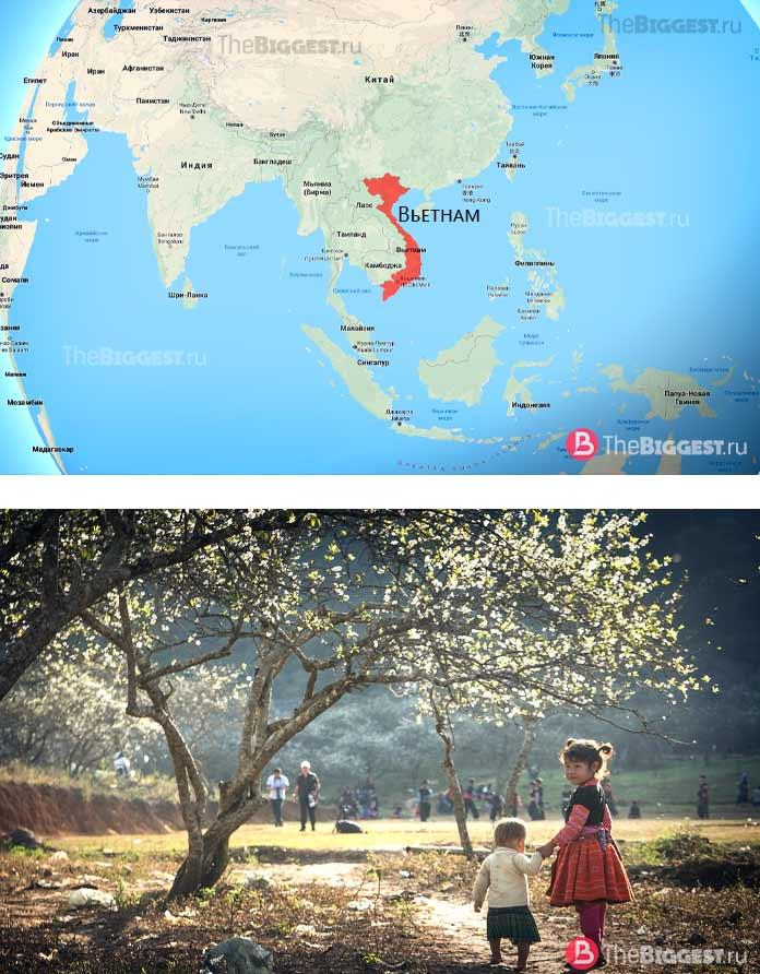 Вьетнам. Самые старые страны в мире