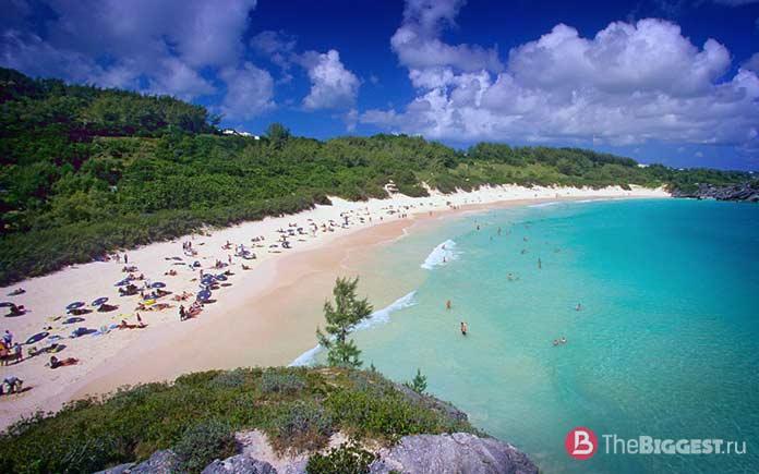 Хорсшу Бэй - один из самых инстаграмных пляжей мира