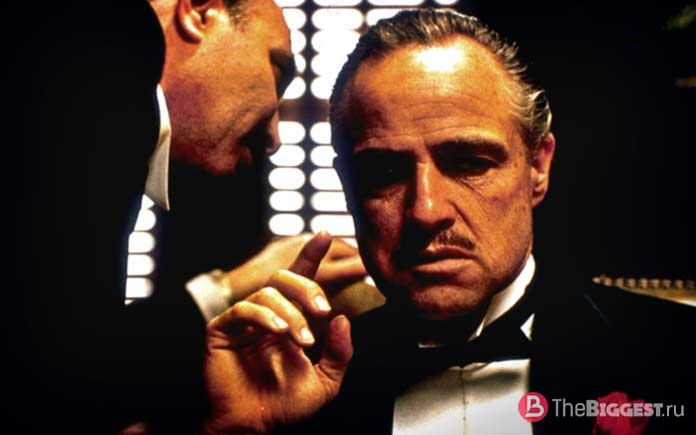 Лучшие фильмы про мафию: Крёстный отец