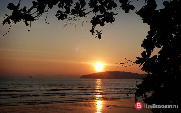 Пляж Ао Нанг - один из самых инстаграмных пляжей мира