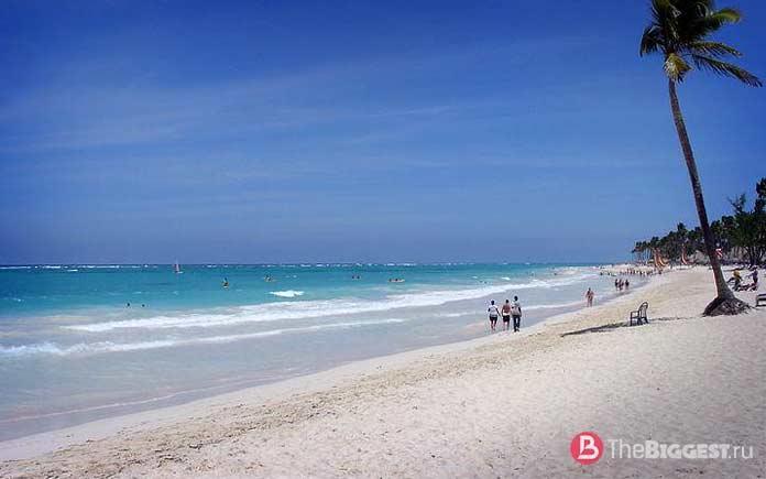 Пляж Баваро - один из самых инстаграмных пляжей мира