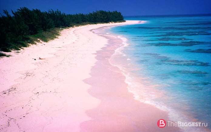 Пляж Розовых Песков