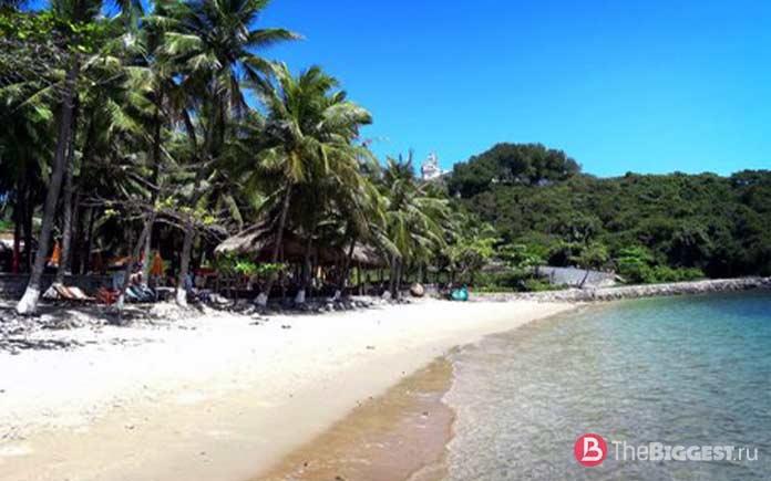Пляж Сказочной - один из самых инстаграмных пляжей мира