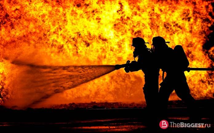 Пожар. CC0