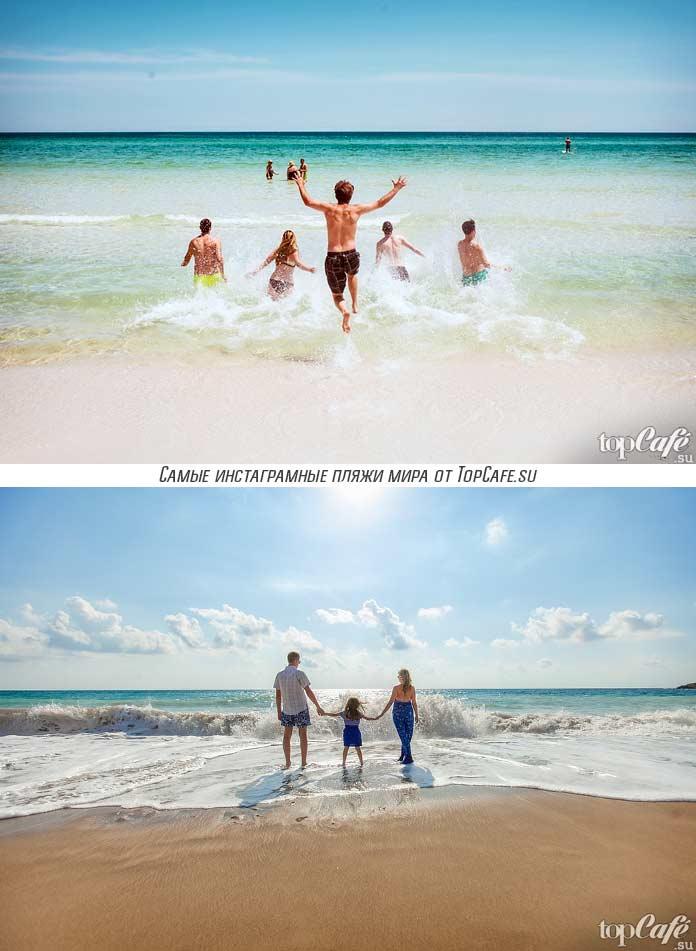 20 самых инстаграмных пляжей мира. CC0
