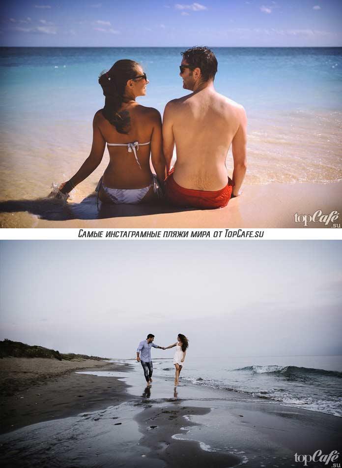 Пары из самых инстаграмных пляжей мира. CC0