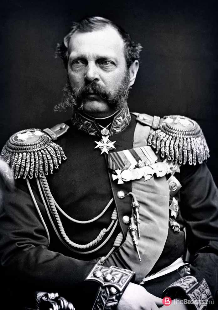 Громкие убийства политических лидеров: Александр II. СС0