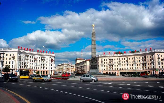Где живёт больше всего русских. Беларусь. СС0