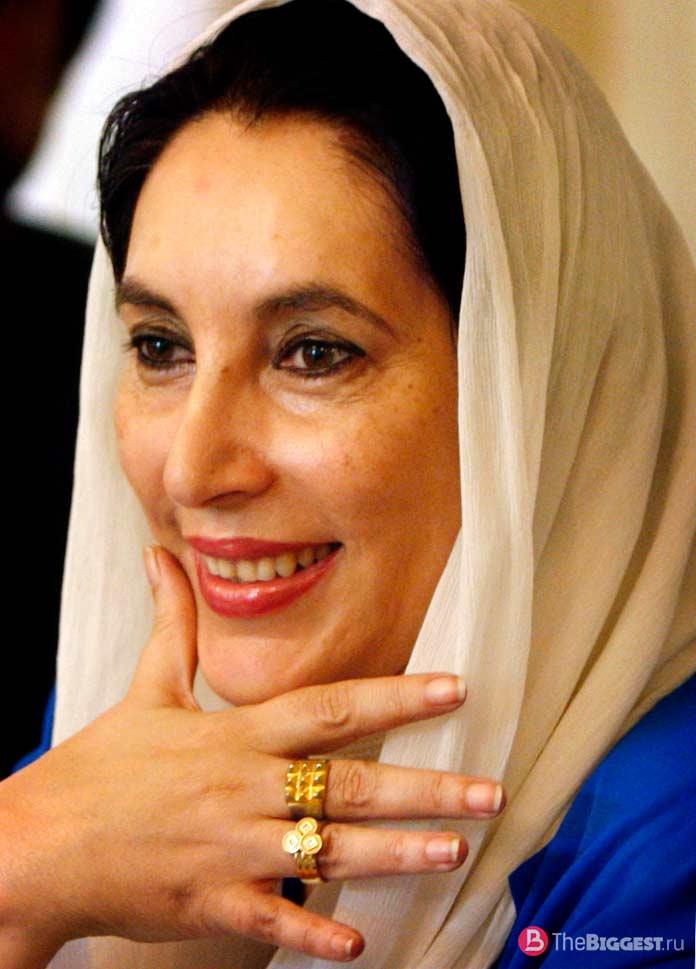 Громкие убийства политических лидеров: Беназир Бхутто
