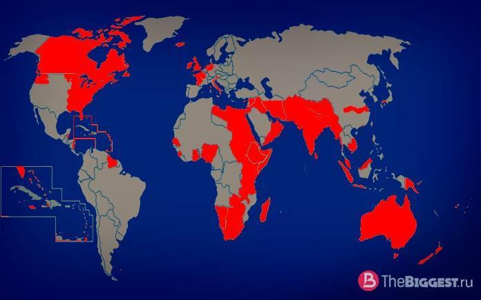 10 стран, которые могли бы существовать: Имперская Федерация. CC0