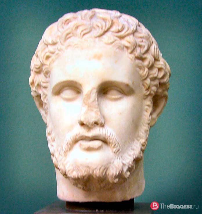Громкие убийства политических лидеров: Филипп II Македонский. СС0