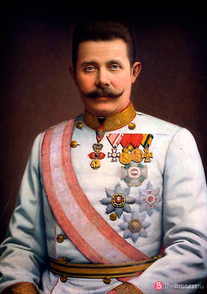 Франц Фердинанд. СС0