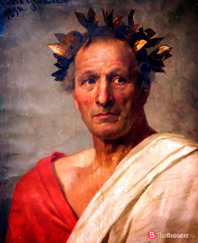 Гай Юлий Цезарь. СС0