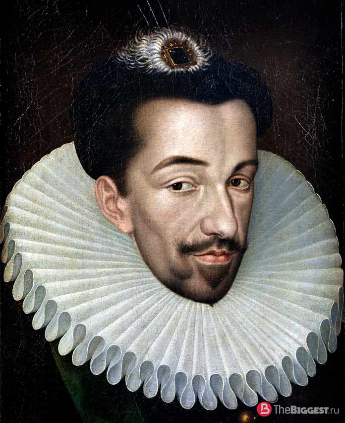 Громкие убийства политических лидеров: Генрих III. СС0