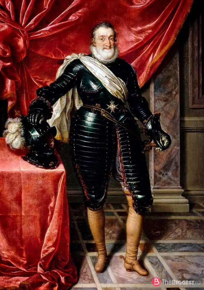 Генрих IV. СС0