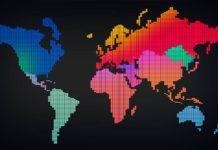 Карта мира. CC0
