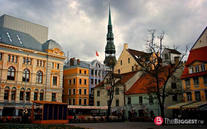 Латвия. СС0