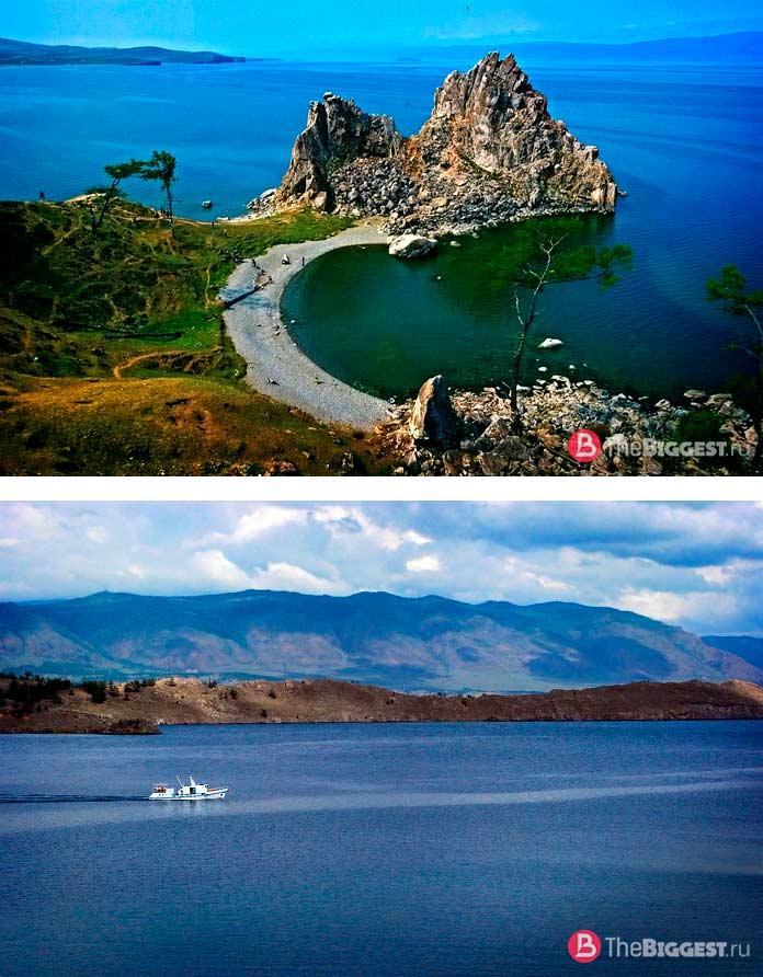 Озеро Байкал. СС0