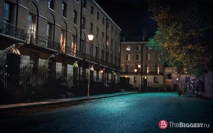 18 реальных мест из Гарри Поттера: Площадь Гриммо