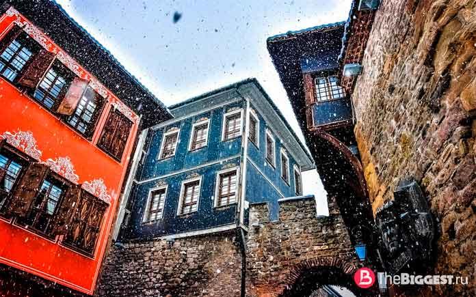 Старейшие города Европы: Пловдив. СС0