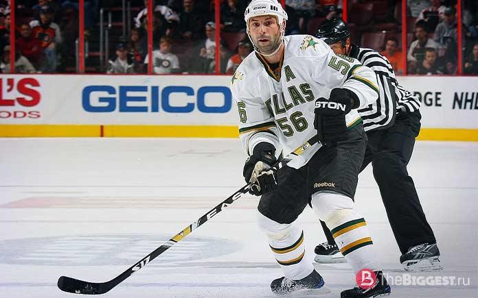 Российские хоккеисты НХЛ: Сергей Зубов