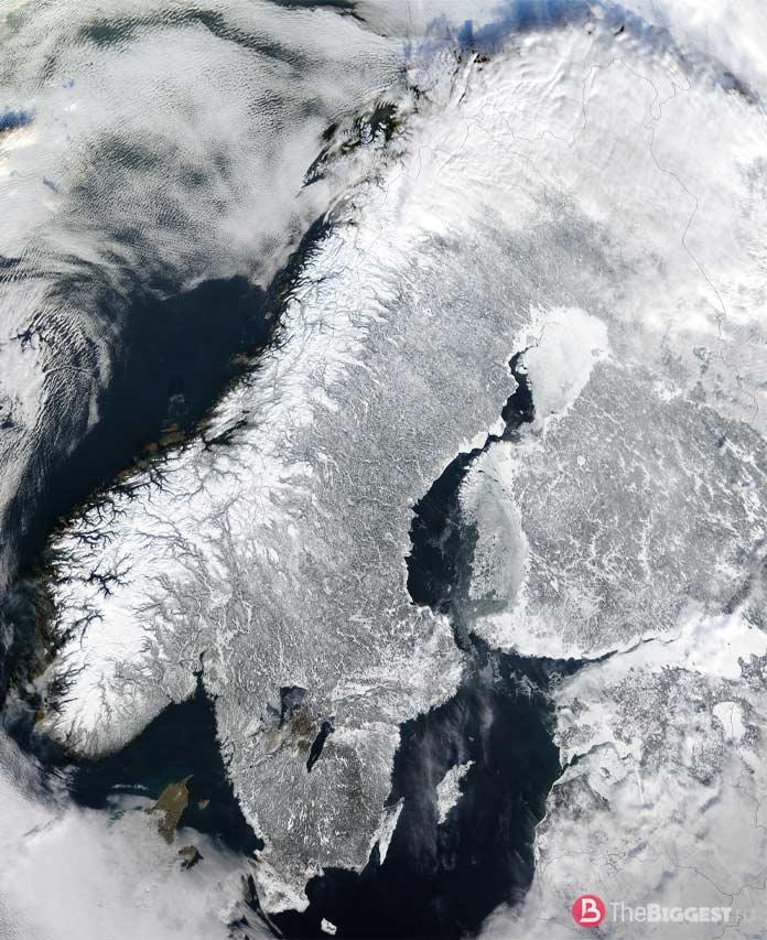 Объединённая Скандинавия. CC0