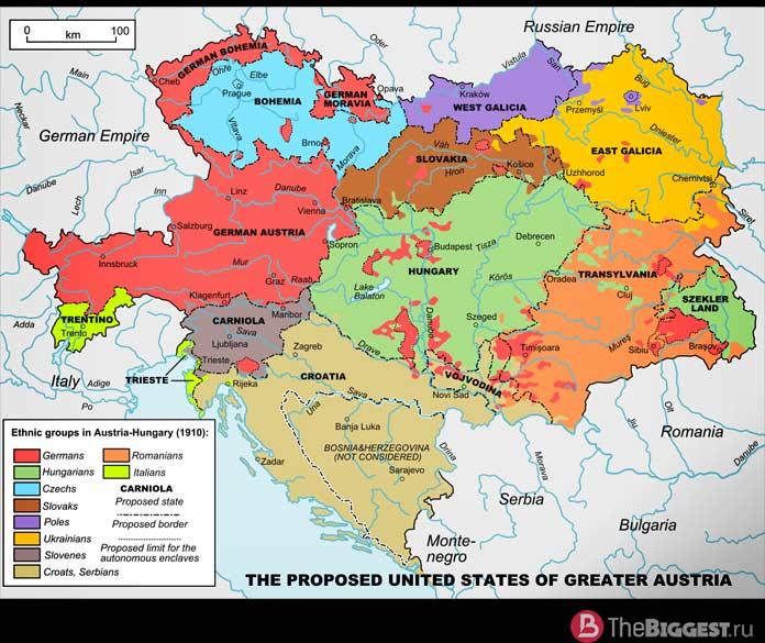 Соединённые Штаты Великой Австрии