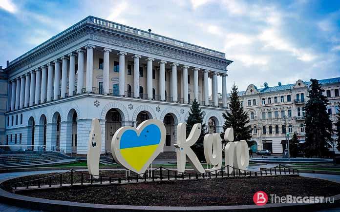 Где проживает больше всего русских. Украина. СС0