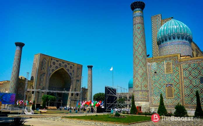 Узбекистан. СС0
