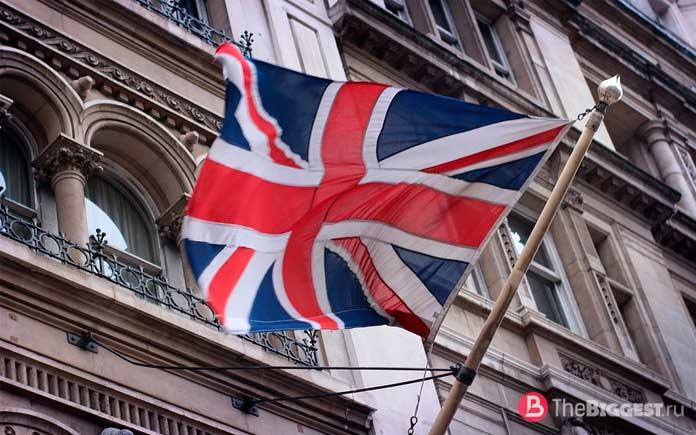 Великобритания. СС0